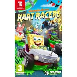 Nickelodeon Kart Racers...