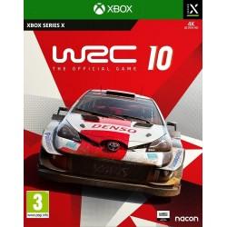 WRC 10 - Series X