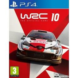 WRC 10 - PS4
