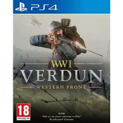 WWI Verdun : Western Front - PS4
