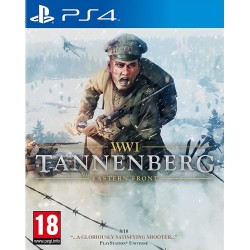 WWI Tannenberg : Eastern Front - PS4