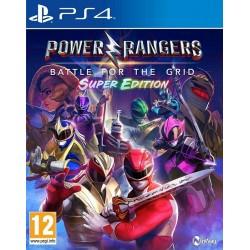 Power Rangers : Battle for...