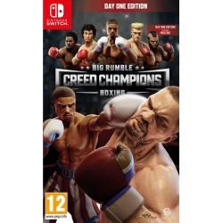 Big Rumble Boxing - Creed...