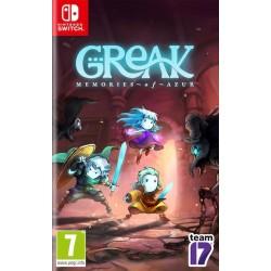 Greak - Memories of Azur -...