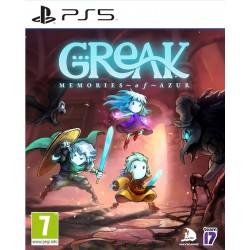 Greak - Memories of Azur - PS5
