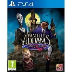 La famille Addams : Panique...