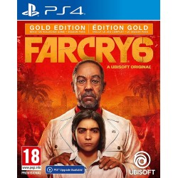 Far Cry 6 Gold Edition - PS4