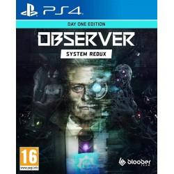Observer System Redux - Day...