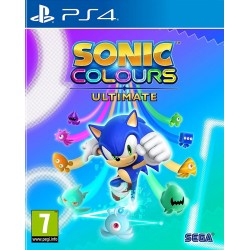 Sonic Colours Ultimate -...