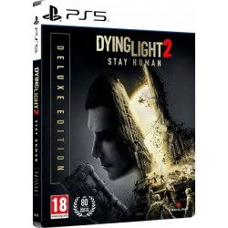 Dying Light 2 - Stay Human - Deluxe Edition - PS5