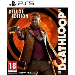 Deathloop - Deluxe Edition...