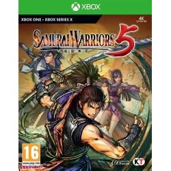 Samurai Warriors 5 - Series...