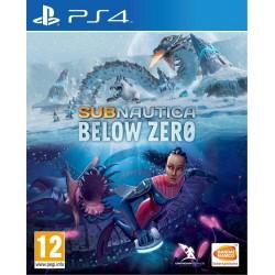 Subnautica : Below Zero - PS4