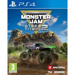 Monster Jam Steel Titans 2...