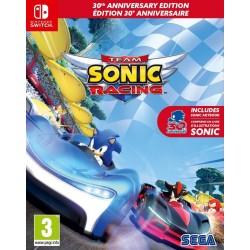 Team Sonic Racing - 30th...