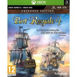 Port Royal 4 - Series X / One