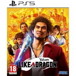 Yakuza : Like A Dragon - PS5
