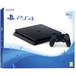 Console Playstation 4 - 500Go