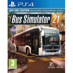 Bus Simulator 21 - Day One Edition - PS4