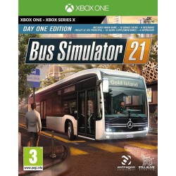 Bus Simulator 21 - Day One Edition - One