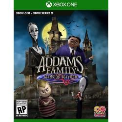 La famille Addams : Panique au manoir - Series X / One