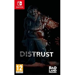 Distrust - Collector's Edition - Switch