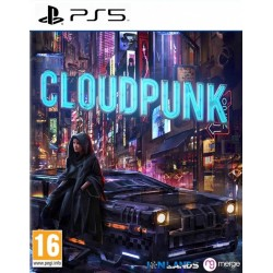Cloudpunk - PS5
