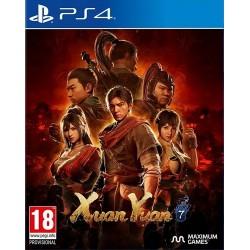 Xuan Yuan Sword 7 - PS4