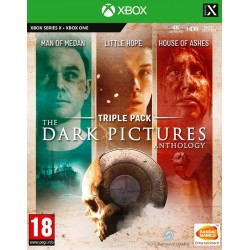 The Dark Pictures Anthology...