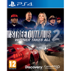 Street Outlaws 2 : Winner Takes All - PS4