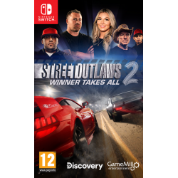 Street Outlaws 2 : Winner Takes All - Switch