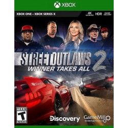 Street Outlaws 2 : Winner Takes All - Series X / One