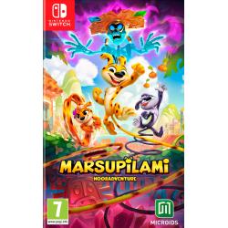 Marsupilami : Hoobadventure  - Edition Tropicale - Switch