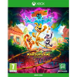 Marsupilami : Hoobadventure - Edition Tropicale - Series X / One