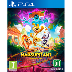 Marsupilami : Hoobadventure - Edition Tropicale - PS4