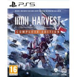 Iron Harvest Complete...