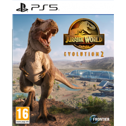 Jurassic World Evolution 2...